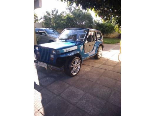 WILLYS - JEEP - 1969/1969 - Azul - R$ 23.000,00